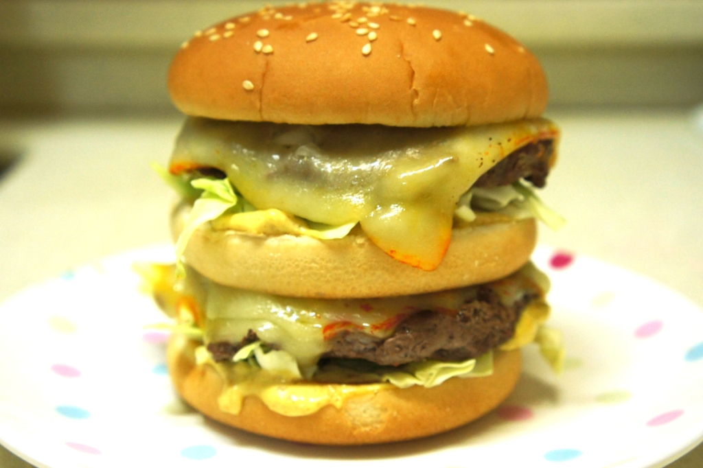 The Biggest Mac