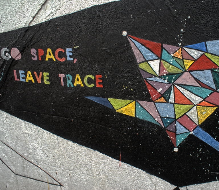 Space No Trace?