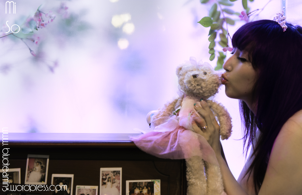 Princess, Bear, Piano
