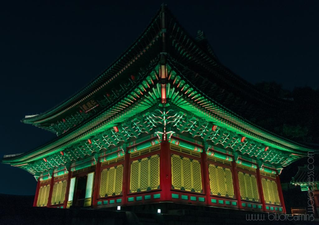 인정전 (Injeongjeon; exterior)