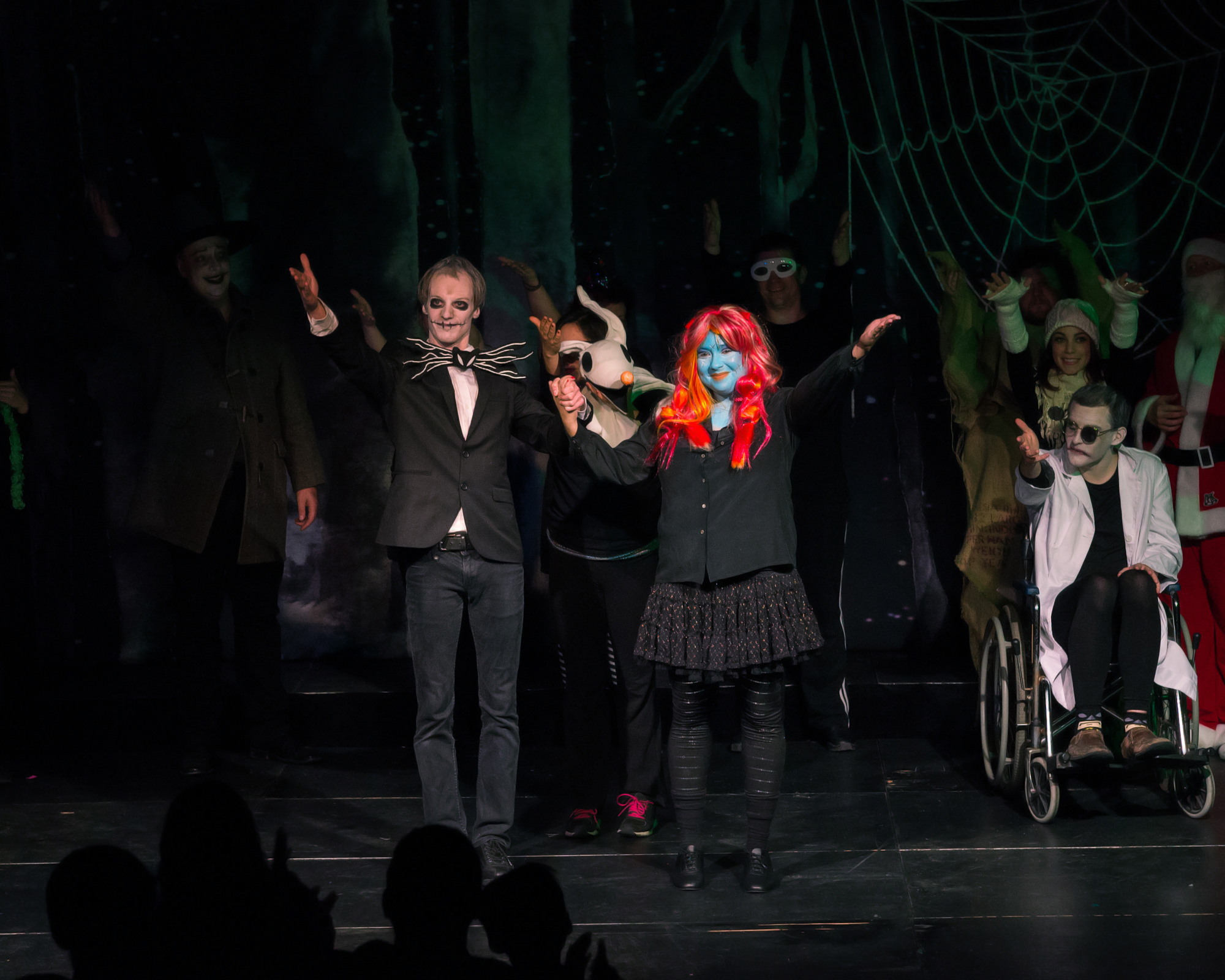 The Nightmare Before Christmas, The Musical – Adventures Far from Home