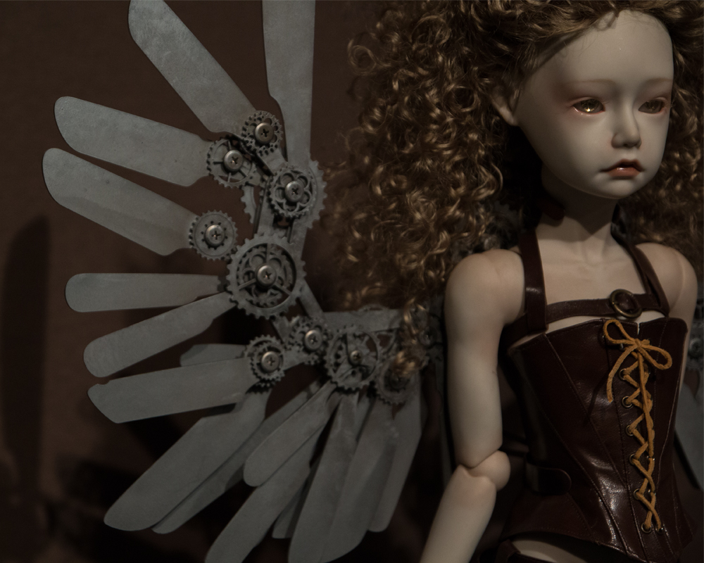 Doll 001 (closeup)